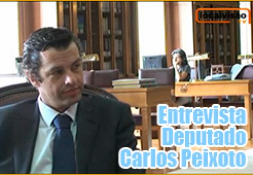 Entrevista a Carlos Peixoto