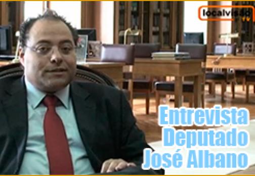 Entrevista a José Albano