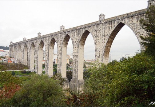 Aqueduto das Águas Livres