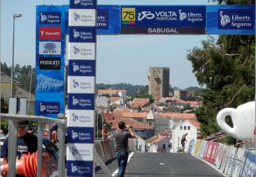 Sabugal – 75.ª Volta a Portugal em Bicicleta